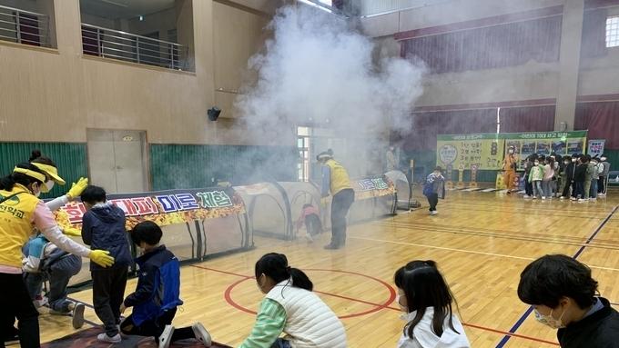 """경북도, """"어린이 안전교육은 평생의 안전의식을 형성하는 초석!"""""""