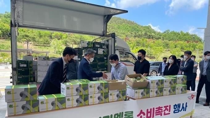 경북도, '농산물 품앗이 완판운동 시즌Ⅱ' 전개