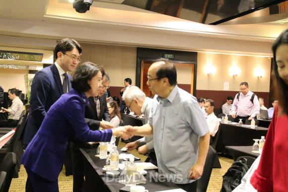 대구경북경제자유구역청, 싱가폴 투자유치활동 관심 집중