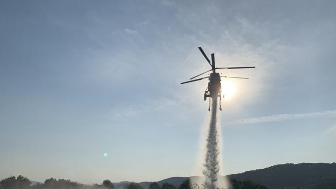 경북소방본부 소방항공대, 가을철 도내 산불발생 선제적 대응 총력
